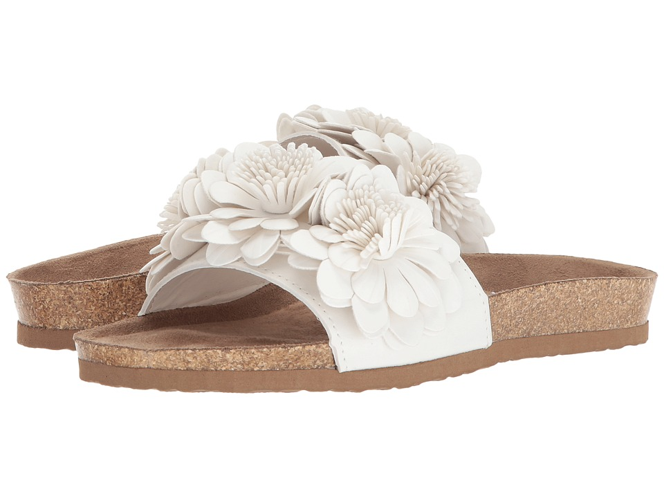 Not Rated Cinnamon (White) Sandals