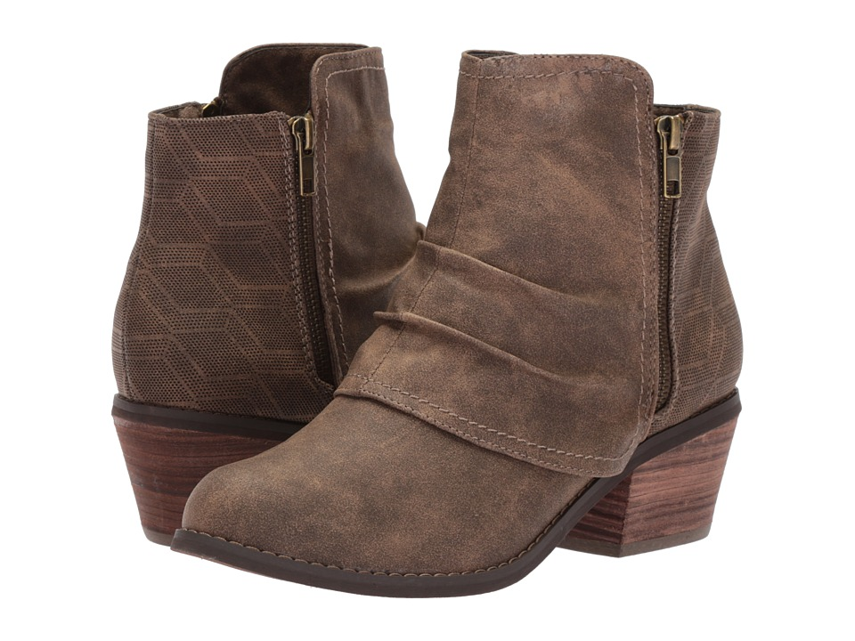 Not Rated Alda (Taupe) Women's Shoes