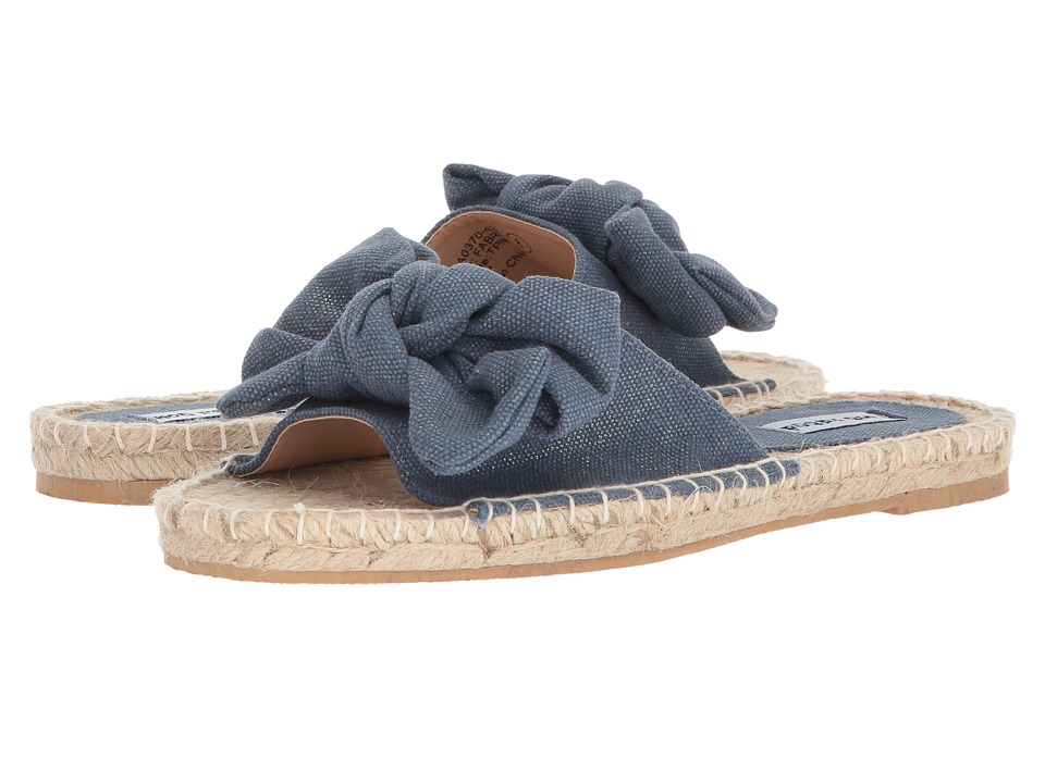 Not Rated - Erra (Denim) Women's Sandals