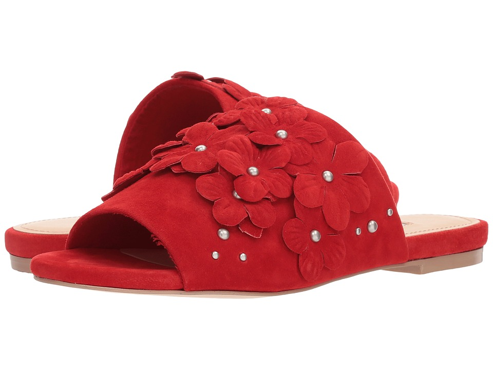 Charles by Charles David - Sicilian (Red Suede) Women's Sandals