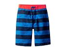 Speedo Kids Thru Way Stripe E-Boardshorts (Little Kids/Big Kids)