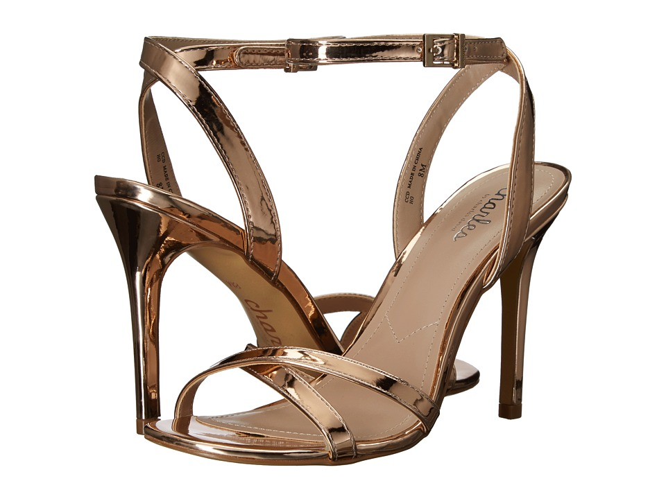 Charles by Charles David - Rome (Rose Gold Metallic Speccio) High Heels