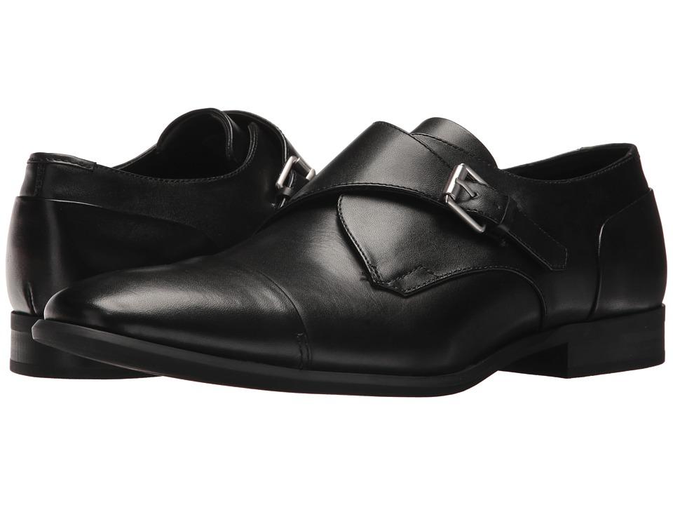 Calvin Klein - Lucus (Black Dress Calf) Mens Shoes