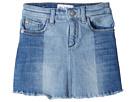 DL1961 Kids Jenny Two-Toned Denim Skirt in Hollywood (Toddler/Little Kids)