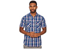 Levi's(r) Barrington Short Sleeve Plaid Shirt