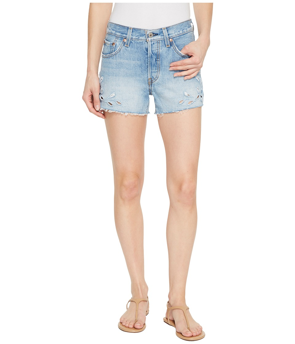 Levis(r) Womens - 501(r) Shorts (Cut Throat) Womens Shorts