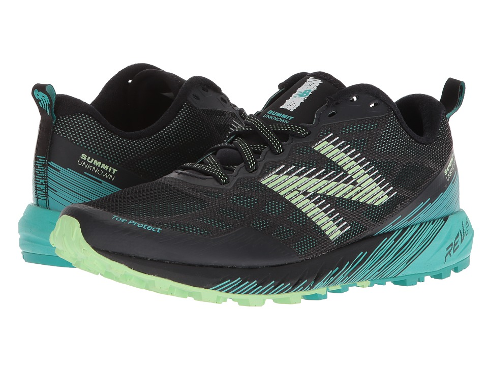 New Balance Summit Unknown (Tidepool/Black) Women's Running Shoes