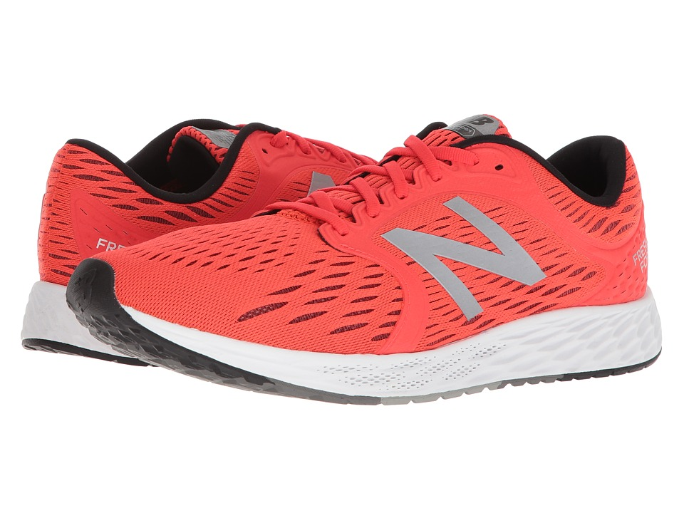 New Balance Fresh Foam Zante v4 (Flame/Black) Men's Running Shoes