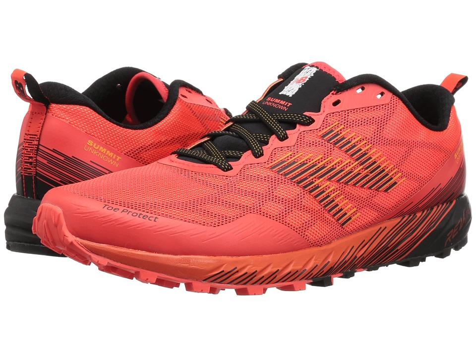New Balance - Summit Unknown (Flame/Impulse) Mens Running Shoes