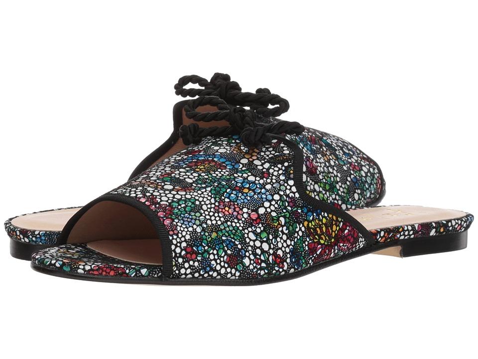 French Sole - Boom (Black Primavera) Womens Shoes