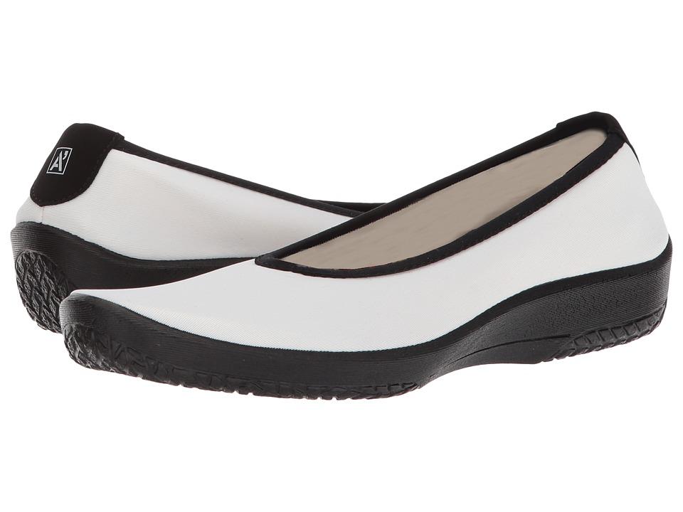 Arcopedico Lolita (White) Women's Shoes