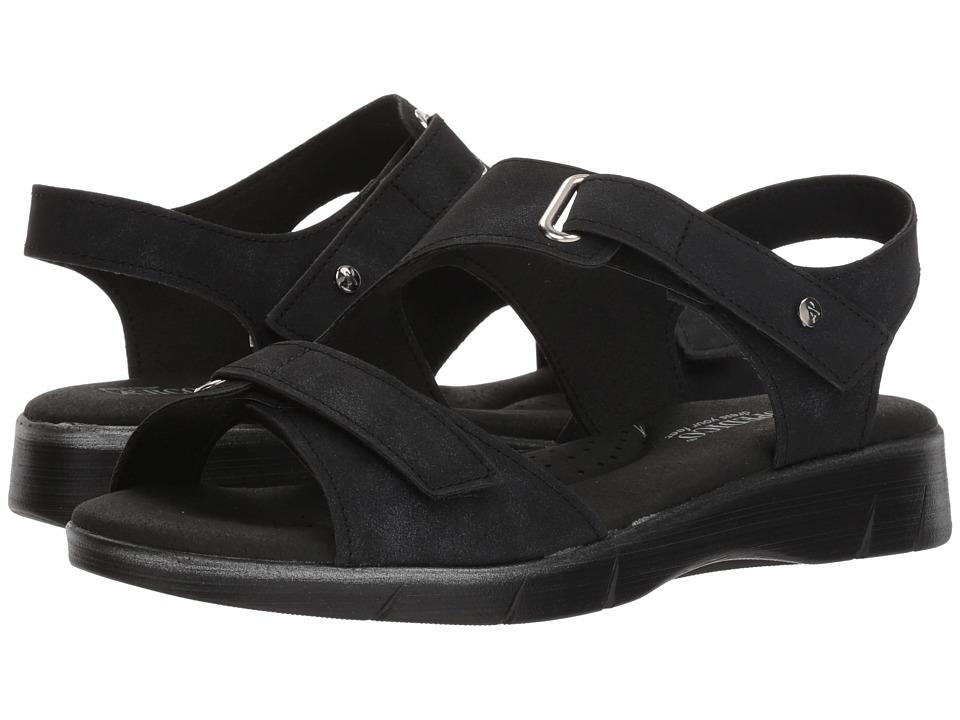 Arcopedico Scream (Black) Women's Shoes