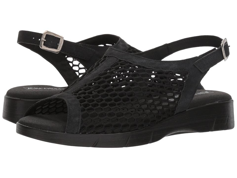 Image of Arcopedico - Antalia (Black) Women's Shoes