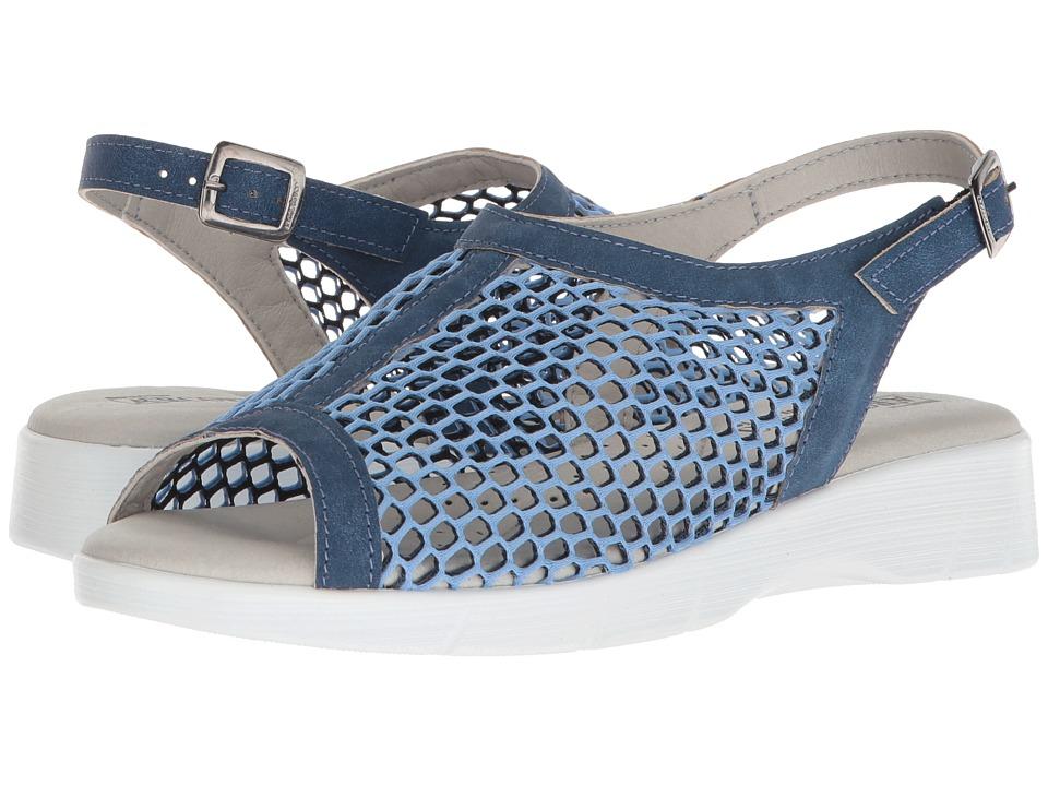 Arcopedico Antalia (Blue) Women's Shoes