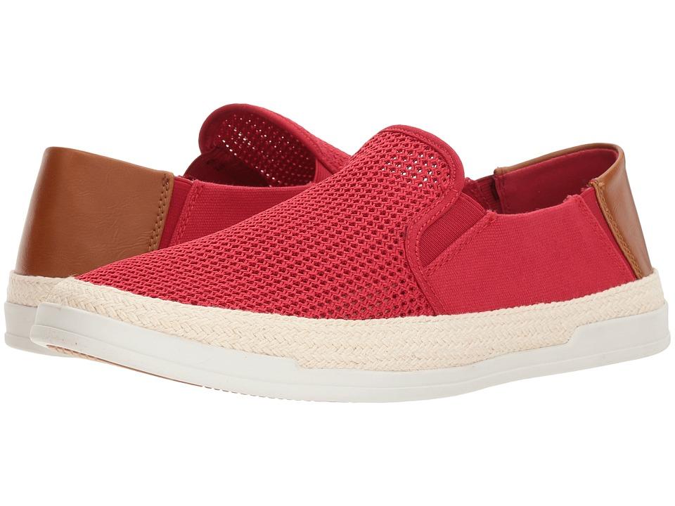 Steve Madden Surfari (Red) Men's Shoes