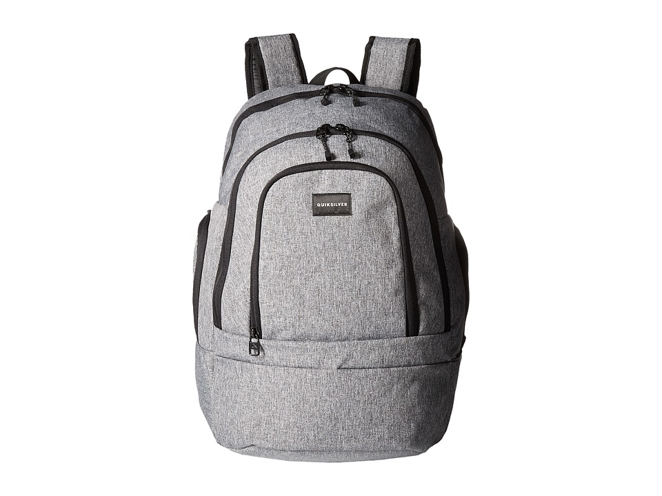 Quiksilver 1969 Special Backpack (Light Grey Heather 1) Backpack Bags