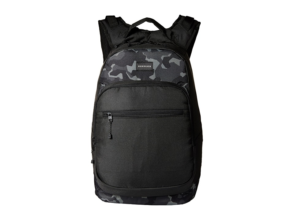 Quiksilver Schoolie Special Backpack (Scratch Camo Colour) Backpack Bags