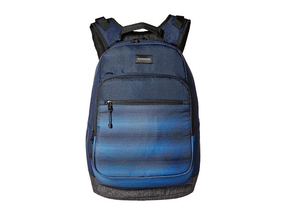 Quiksilver Schoolie Special Backpack (Navy Blazer) Backpack Bags