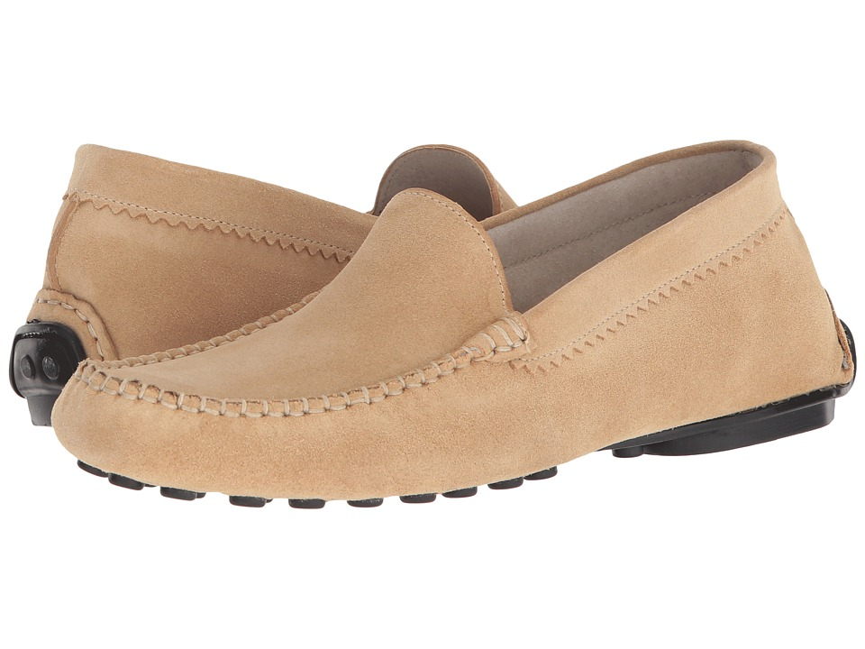 French Sole Stella (Desert Suede) Slip-On Shoes