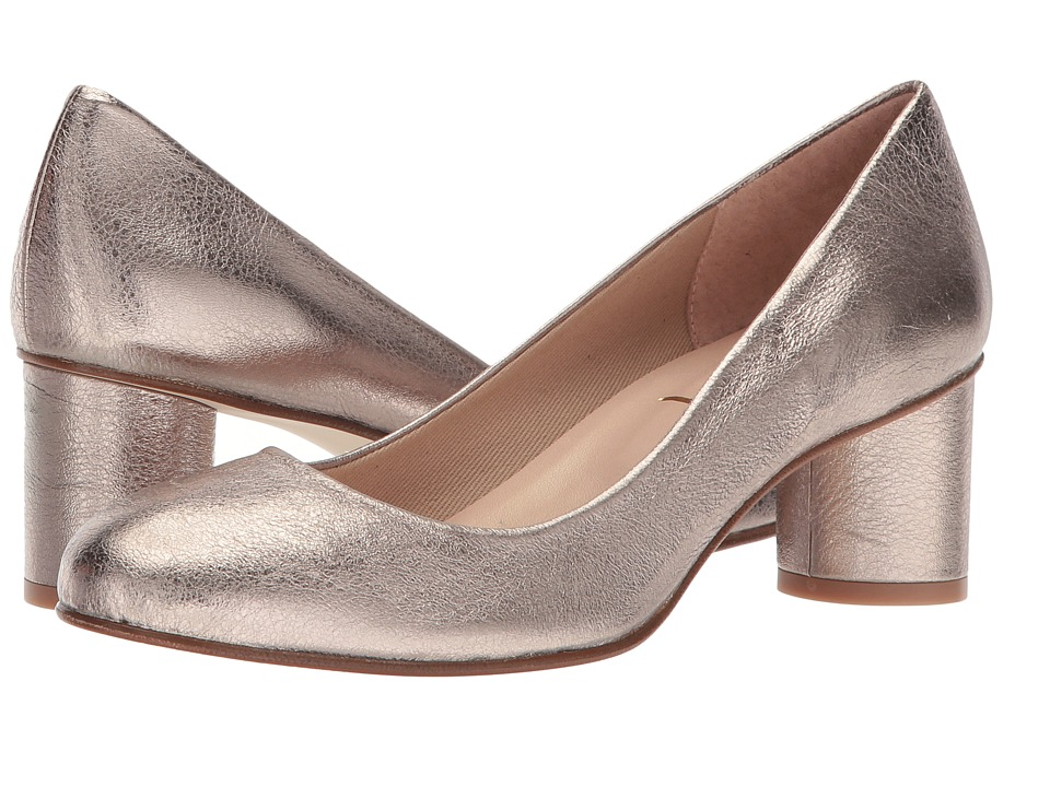 French Sole - Trance 2 (Champagne Ferer Metallic) Womens Shoes