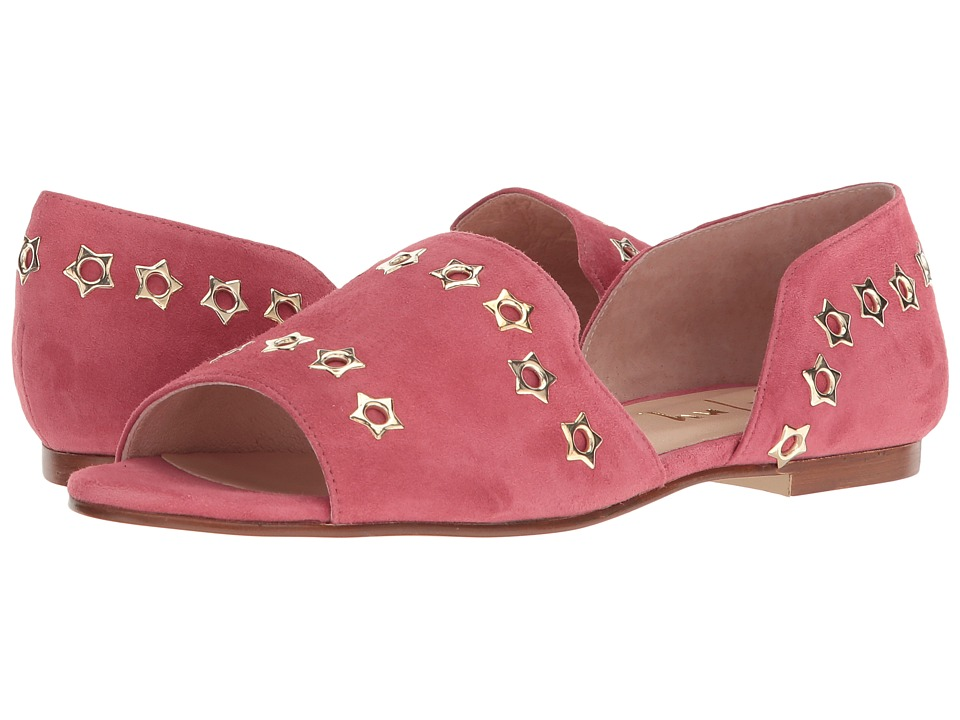 French Sole Whistle 2 (Rose Suede) Women's Shoes