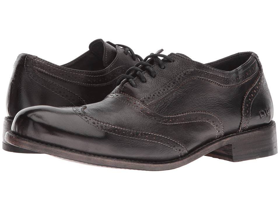 Bed Stu - Corsico (Corte Black Plantilla Betta) Mens Lace Up Wing Tip Shoes