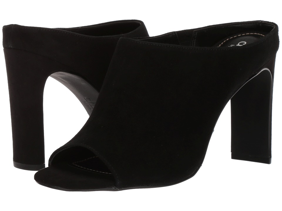 Charles by Charles David - Goldie (Black Suede) High Heels