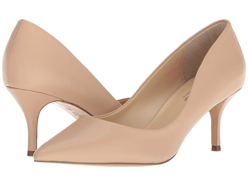 Charles by Charles David Addie (Nude Leather) Women's Shoes