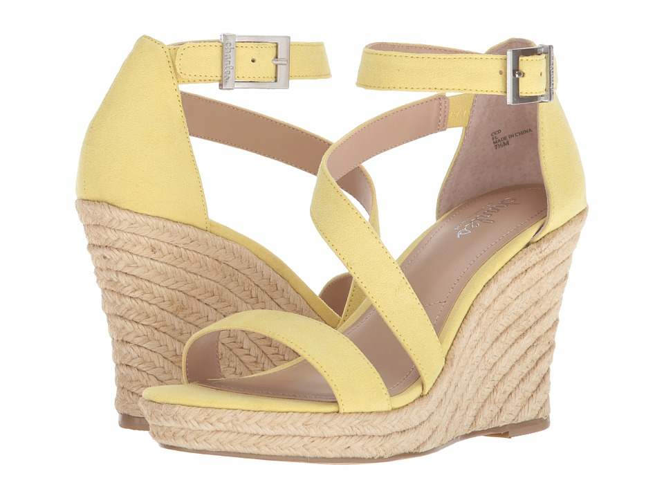 Charles by Charles David Lou (Buttercup Microsuede) Women