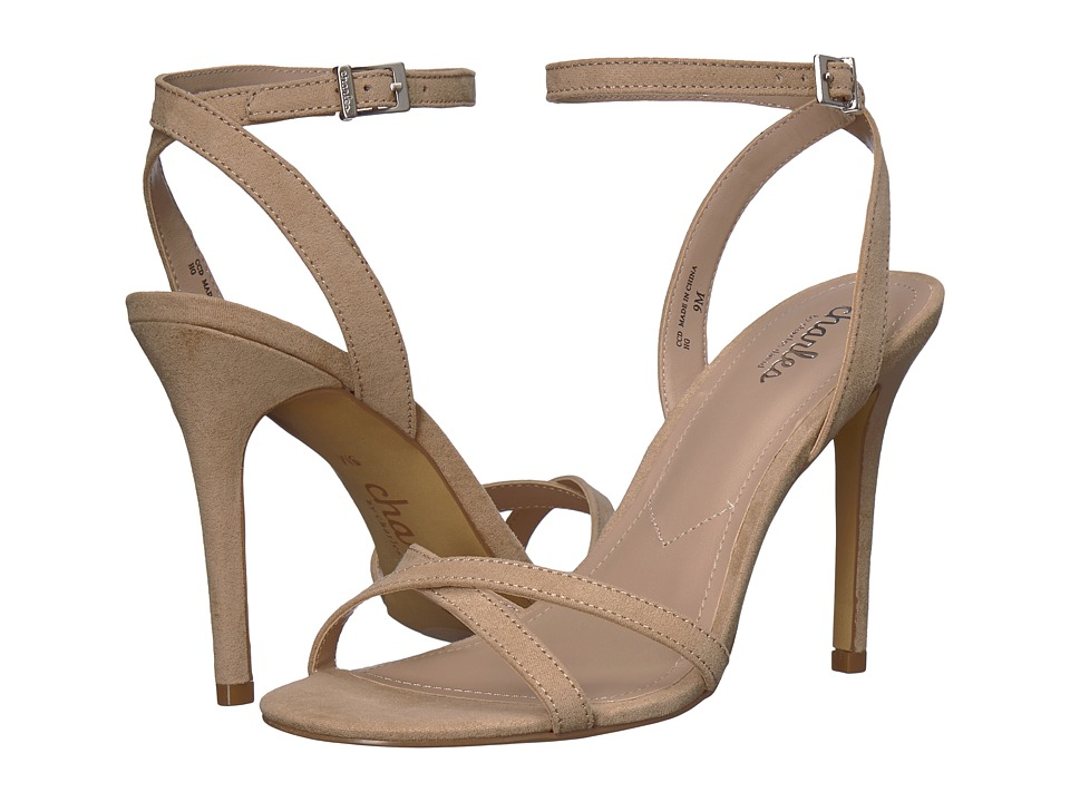 Charles by Charles David - Rome (Nude Microsuede) High Heels