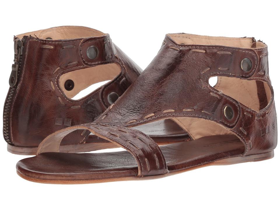 Bed Stu Soto S (Teak Mason Leather) Women's Shoes