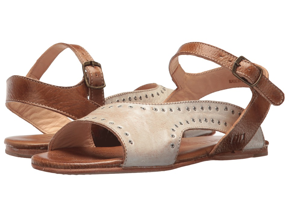 Bed Stu Auburn (Nectar Lux/Tan Rustic Leather) Women's Shoes