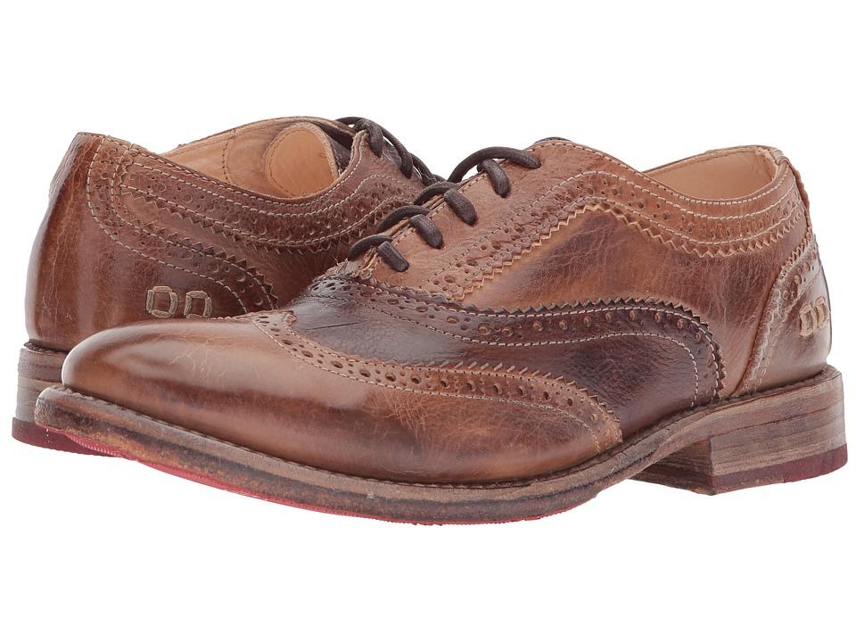 Bed Stu Lita (Tan Teak Mason Leather)