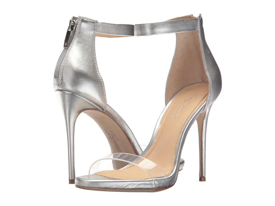 Imagine Vince Camuto - Diva (Platinum Taupe/Metallic Nappa) High Heels