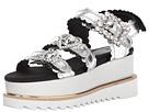 Suecomma Bonnie Jewel Buckle Platform Sandals