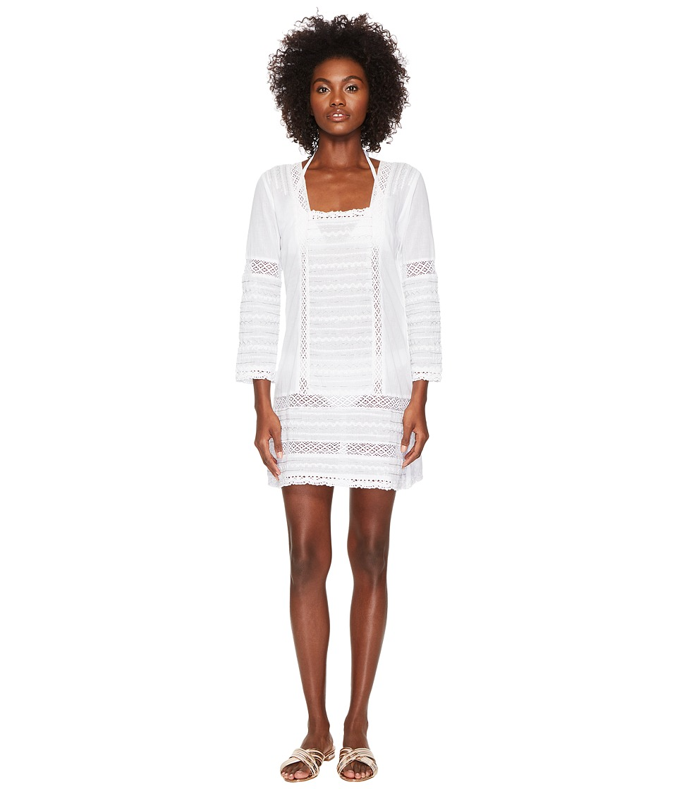 Letarte - Embroidered Dress Cover