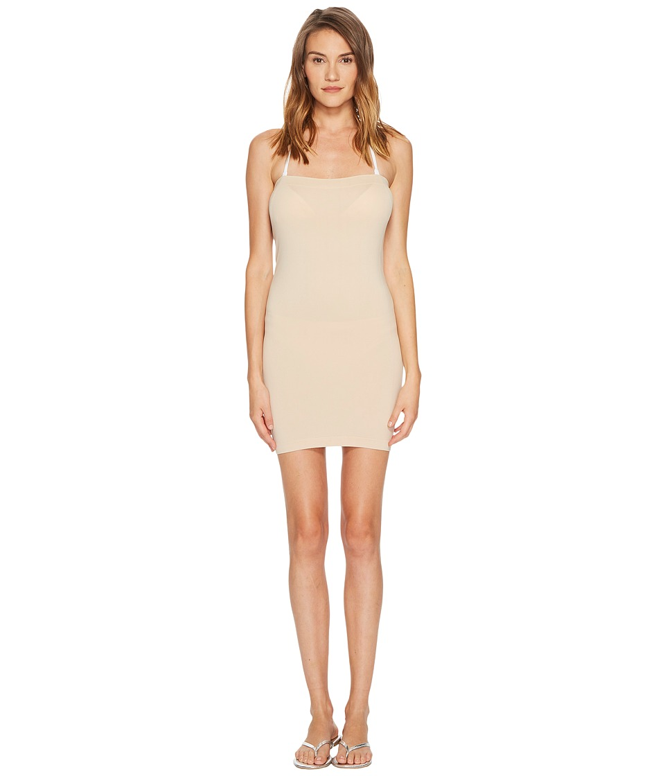 Letarte Strapless Cami Cover-Up (Nude) Women