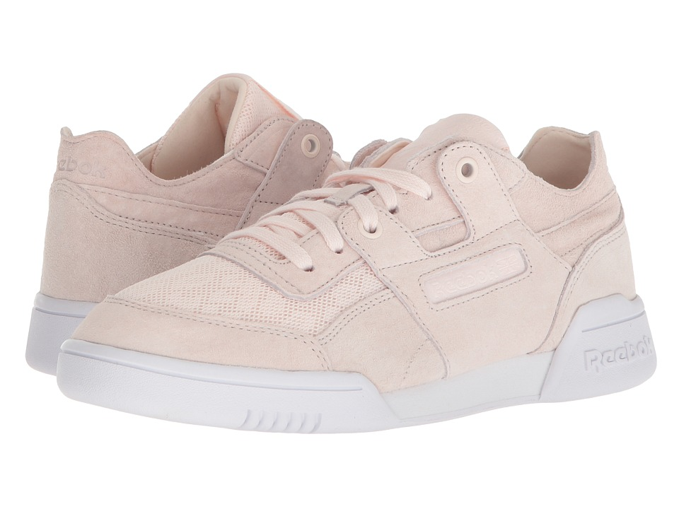 Reebok Lifestyle - Workout Lo Plus Cold Pastel (Pale Pink...