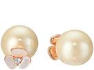 Kate Spade New York Disco Pansy Reversible Earrings