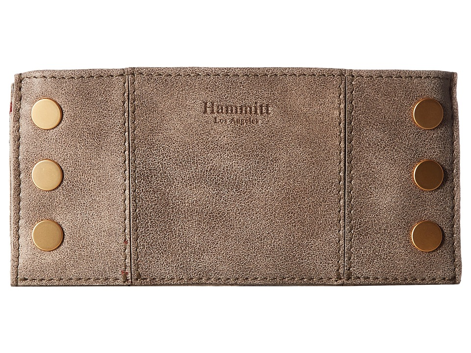 Hammitt - 110 North (Pewter/Brushed Gold) Handbags