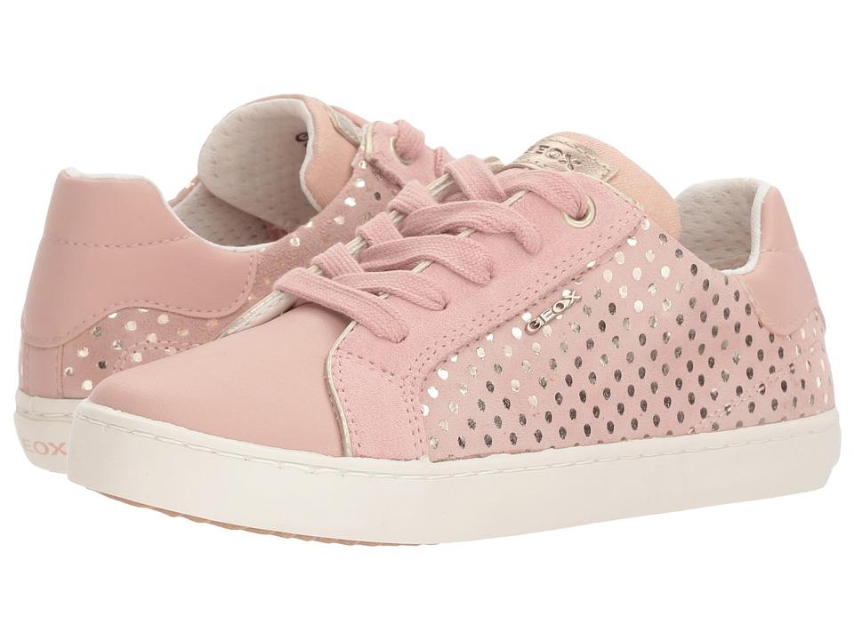 Geox Kids - Kilwi 19 (Little Kid/Big Kid) (Rose) Girls Shoes