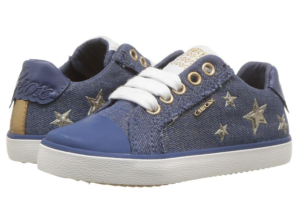 Geox Kids - Kilwi 13 (Toddler/Little Kid) (Avio) Girls Shoes