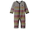 Sonia Rykiel Kids Axelle Striped Romper (Infant)