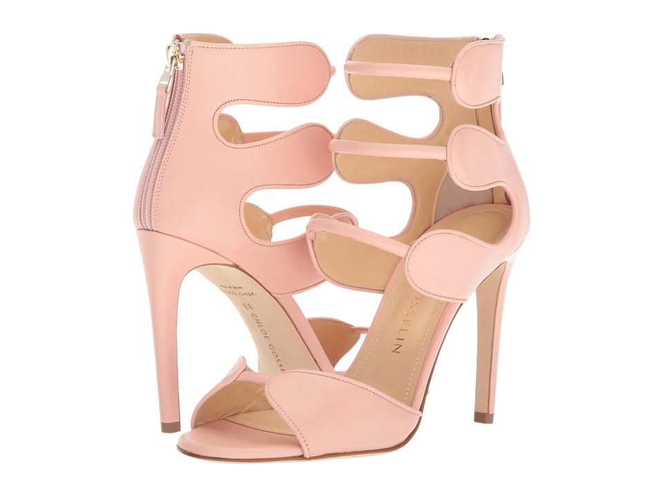 CHLOE GOSSELIN Larkspur Heel (Light Pink) Women