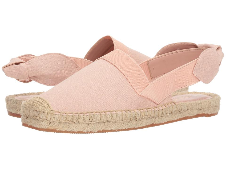 LAUREN Ralph Lauren Brooklynne (Dusty Pink Linen) Women