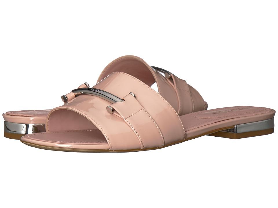 LAUREN Ralph Lauren Davan (Dusty Pink Patent Leather) Women's Shoes