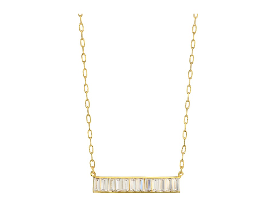 Cole Haan - 16 East/West Bar Necklace