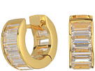 Cole Haan Baguette Huggie Earrings