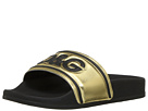 Dolce & Gabbana Kids Gold Slide (Little Kid)