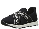 Dolce & Gabbana Kids Black Sneaker(Little Kid)